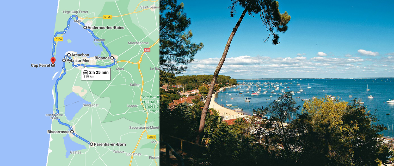 itineraire-camping-car-famille-bassin-arcachon-1
